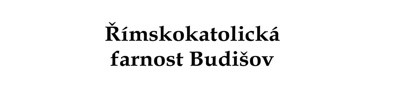 Římskokatolická farnost Budišov